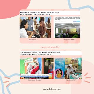 program kesehatan reproduksi remaja