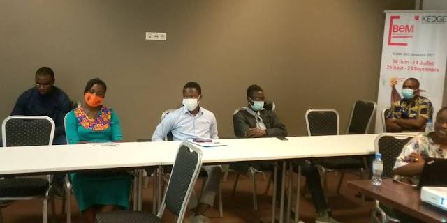 Education : La journée porte ouverte de BEM-Dakar comble les attentes des visiteurs