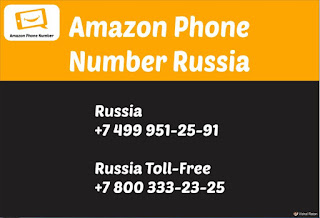 Amazon Phone Number Russia