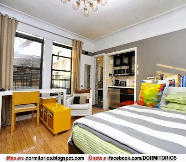 Decoracion monoambiente - Decoraciones para dormitorios ...