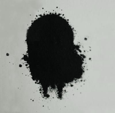 sulfeto preto de mercurio