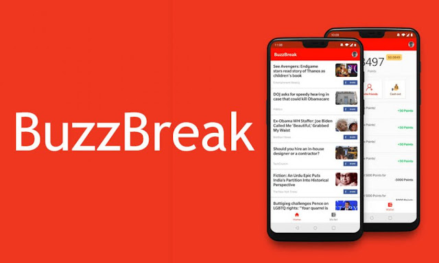 Cara Mendapatkan Uang Dari Aplikasi Buzzbreak
