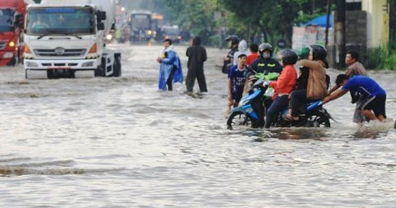 Banjir Gedebage Bandung