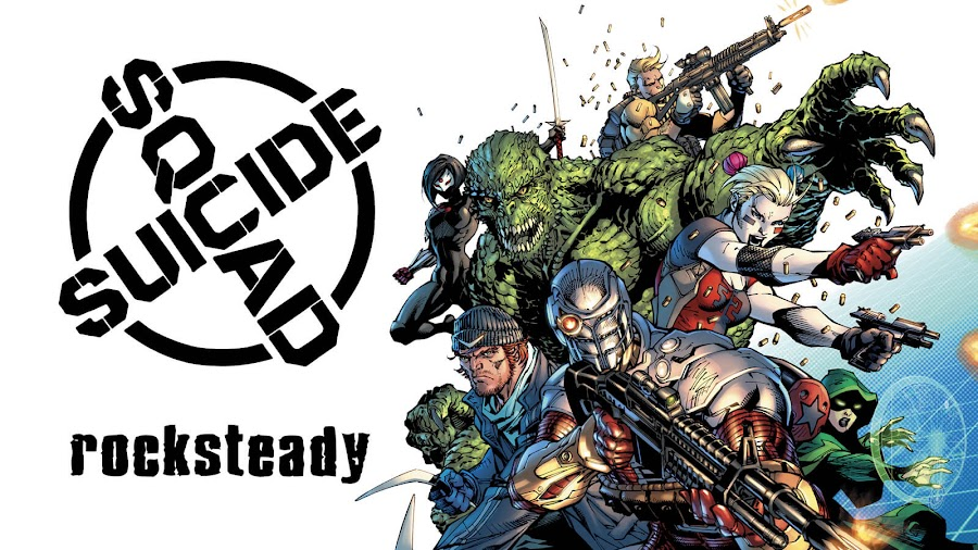 suicide squad game reveal event date dc fandome event 2020 rocksteady studios task force x superrman warner bros wb games