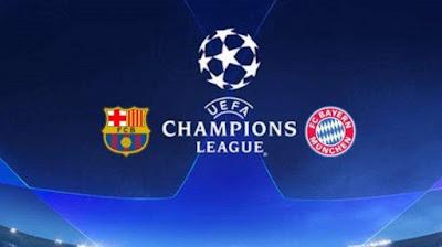 siaran langsung sctv barcelona vs bayern munchen perempat final liga champions malam ini prediksi