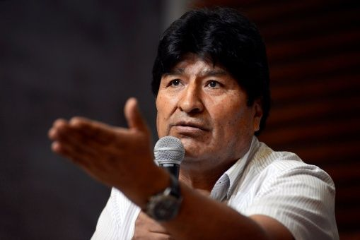 Evo Morales: Golpistas quieren proscribirme y silenciarme