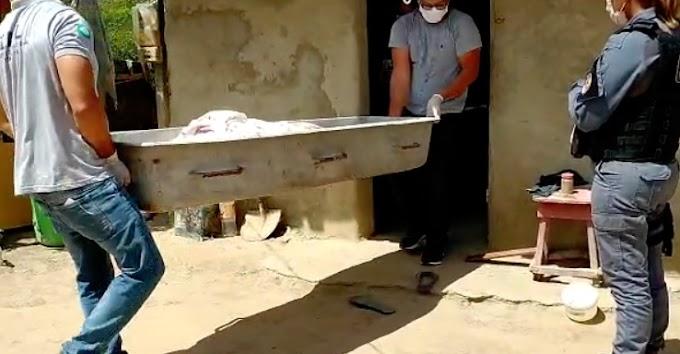 Tragédia! Adolescente de 13 anos mata a avó e se suicida, na cidade de Timon-MA