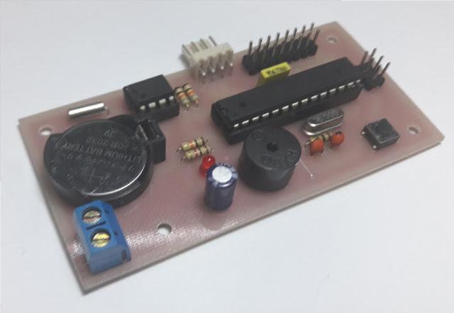 Controller Jam Digital P10 Arduino