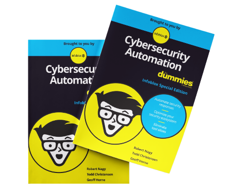 CYBERSECURITY: Automation for Dummies - Free Download