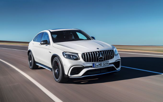 2019 Mercedes-AMG GLC63 Review