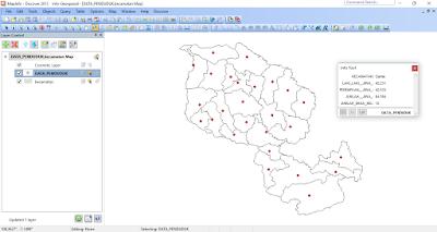 Hasil Geocoding