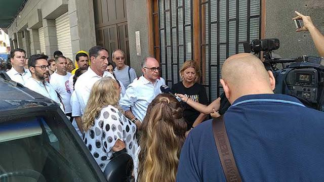 El PP pedirá que se ceda local para banco de alimentos en Arenales, Las Palmas de Gran Canaria