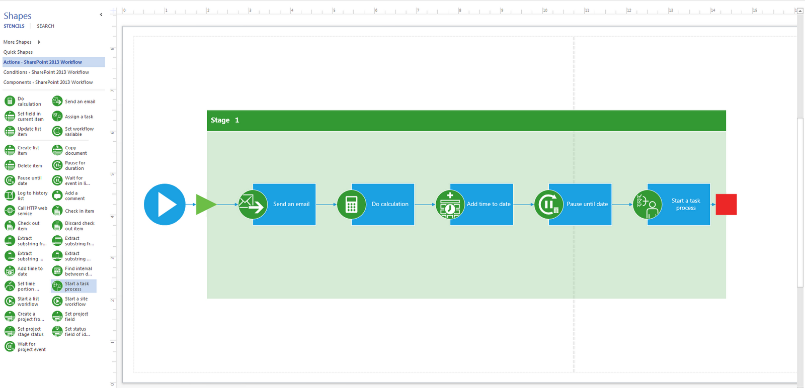 sharepoint 2013 components diagram recessed lighting wiring parallel visio preview creating workflows for sharepoint2013