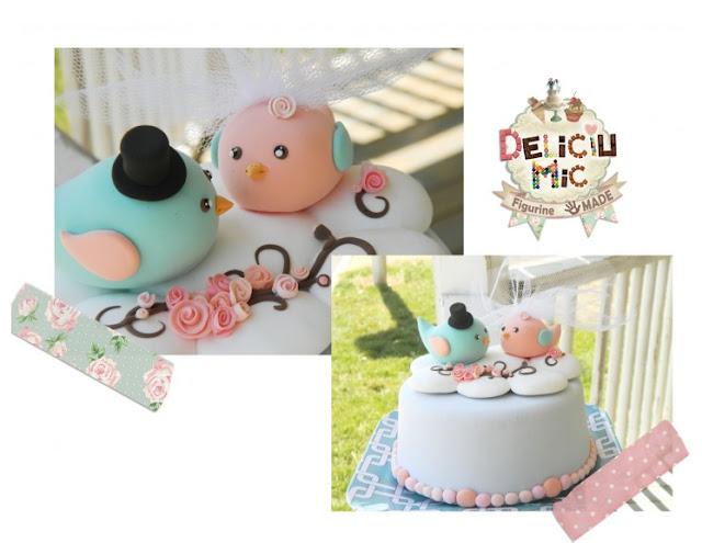 figurine tort nuntă