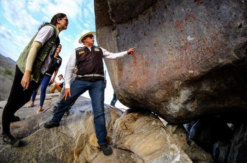 Em São José da Tapera, FPI do Rio São Francisco descobre sítio arqueológico