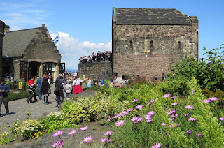 Edinburgh Castle's St. Margaret's Chapel