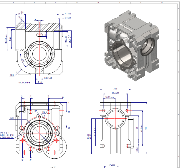 3d Design Solutions By Intercad Printing Drawings In