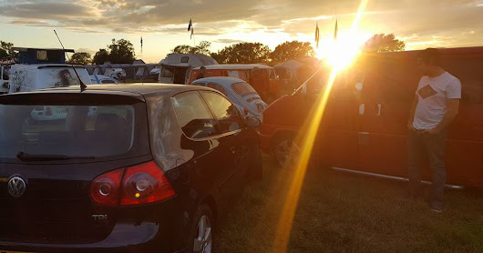 Bristol Volksfest Show Review