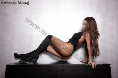 cristina - masaj erotic