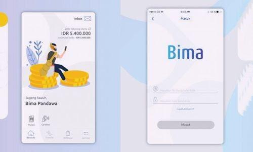 Foto Panduan dan Cara Pakai Aplikasi Bima Mobile Bank Jateng Lengkap Terbaru - www.herusetianto.com