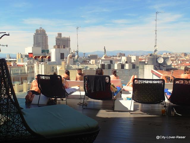 Madrid- hotel Indigo