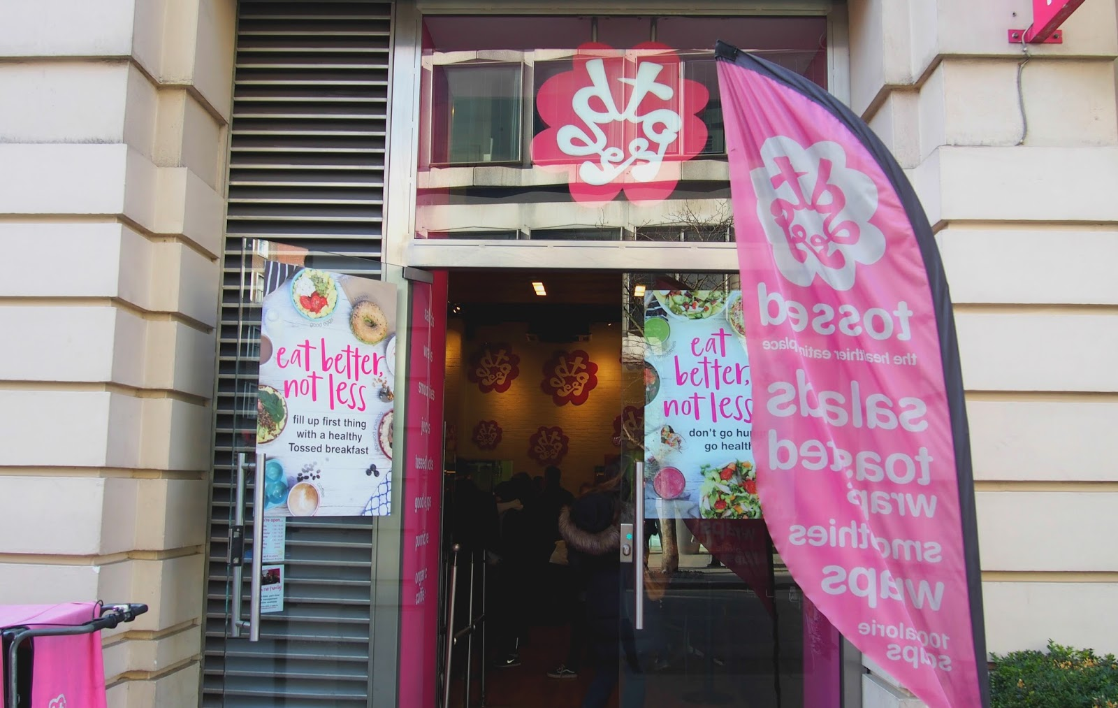 shop front