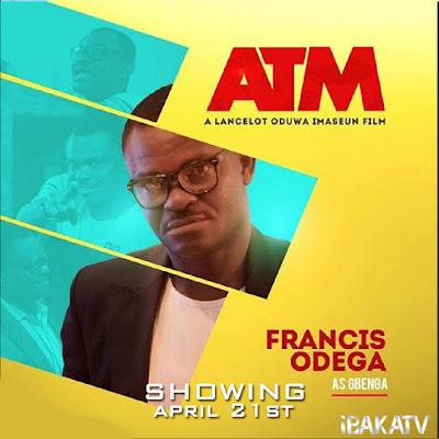 Funny Comedy Movie, 'ATM' Shows On iBAKATV