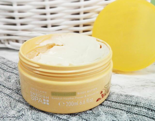 Oriflame Swedish Spa Nourishing Body Butter
