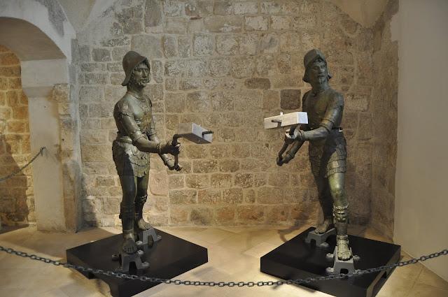 Foto de Los Bronze Jack originales, Que ver en Dubrovnik