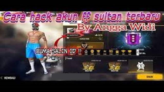 Hack Akun Free Fire By Angga Widi APK