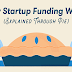 How Startup Funding Works (Explained Through Pie) #infographic