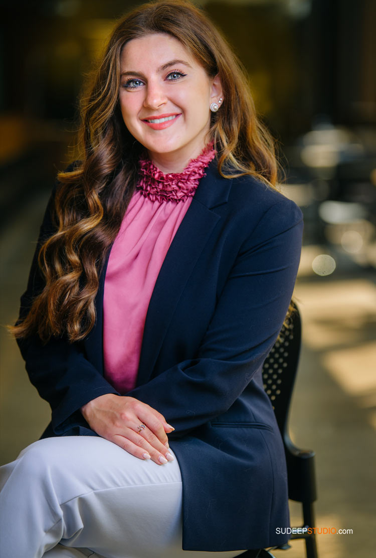 Physician Practice Headshot for Woman Doctor Clinic by SudeepStudio.com Ann Arbor Medical Headshot Photographer