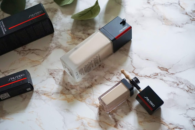 Shiseido - Synchro Skin Self-Refreshing Foundation und Concealer