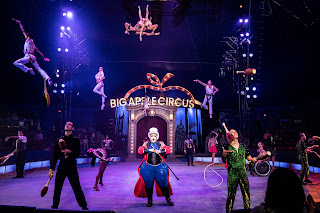 Big Apple Circus - Thrills and Fun for All!
