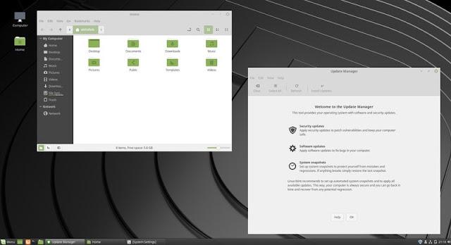 Sebuah artikel komprehensif yang mengatakan tanggal rilis 13 Fitur Baru Dalam Rilis Linux Mint 19