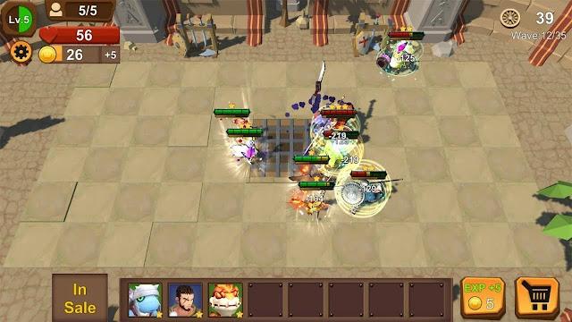 Auto Chess War 1.85