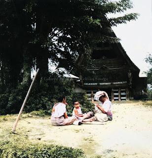 masyarakat suku bangsa batak dan rumah adat batak