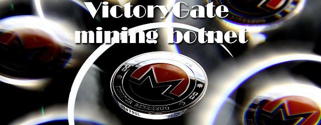 VictoryGate, botnet que puede estar minando Monero desde tu computadora
