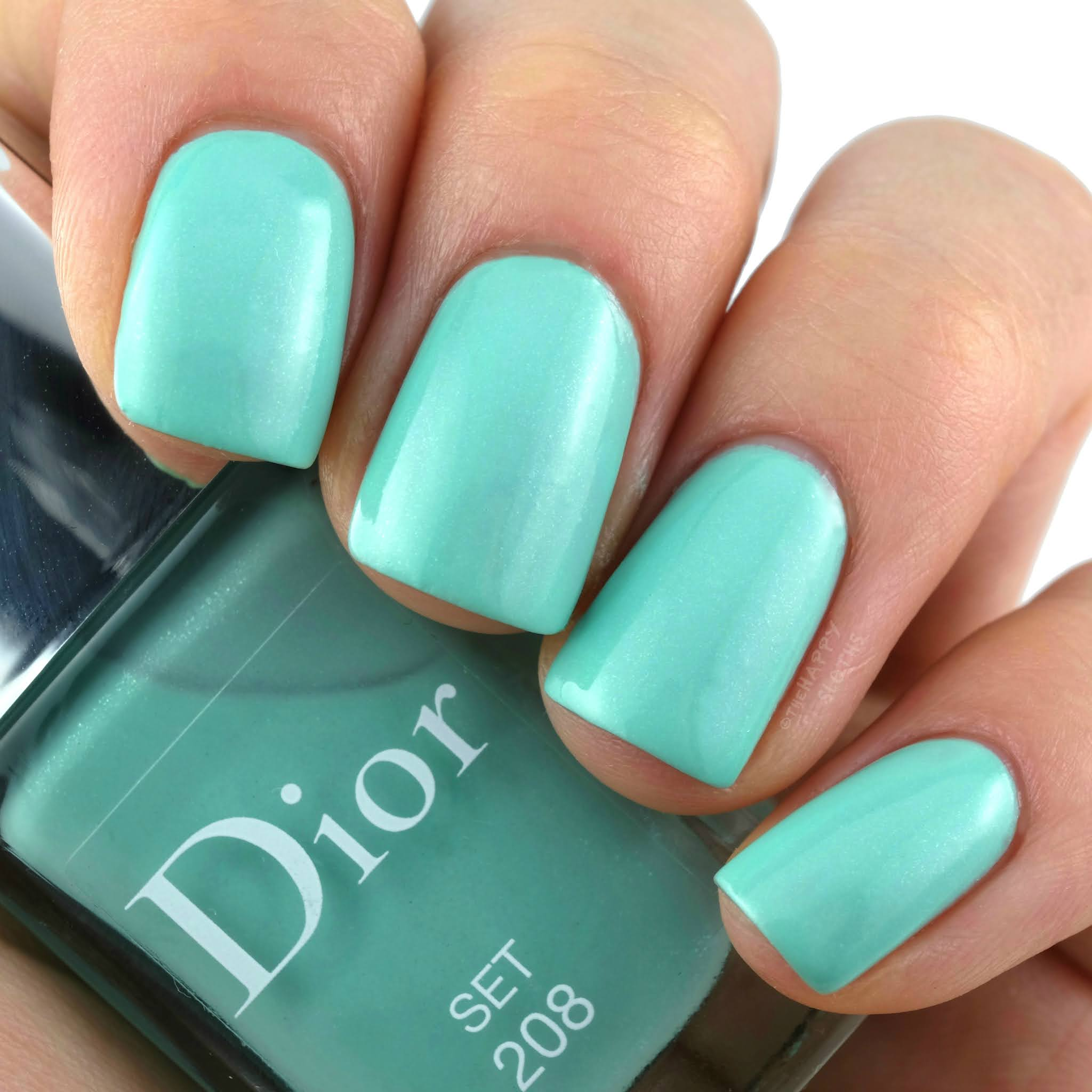 "Dior Summer 2020 | Dior Vernis Color Games Nail Lacquer in ""208 Set"": Review and Swatches"