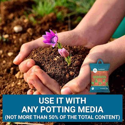 red soil for gardening
