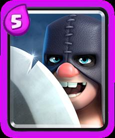 Executor de Clash Royale