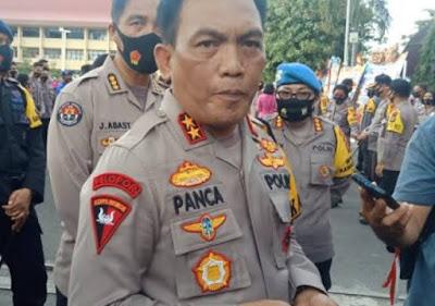 Irjen Pol.Panca Putra Simanjuntak dipercayakan menjadi Kapolda Sumatera Utara