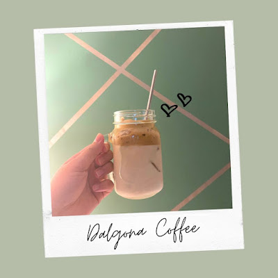 Dalgona Coffee
