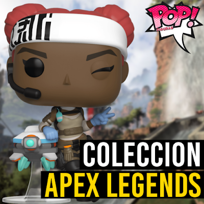 Lista de figuras funko pop Apex Legends