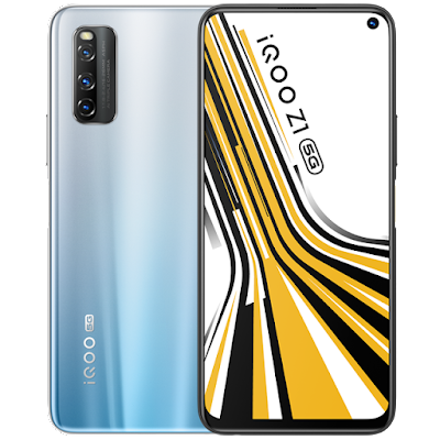 Vivo iQOO Z1 Price Specifications in Pakistan