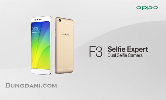 OPPO Akan Hadirkan Trend Terbaru Smartphone Selfie Expert OPPO F3