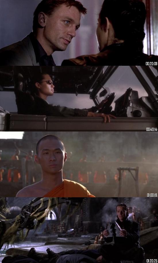 Lara Croft Tomb Raider 2001 BRRip 720p 480p Dual Audio Hindi English Full Movie Download