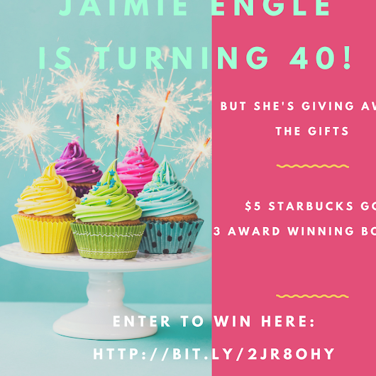 WIN with author Jaimie Engle