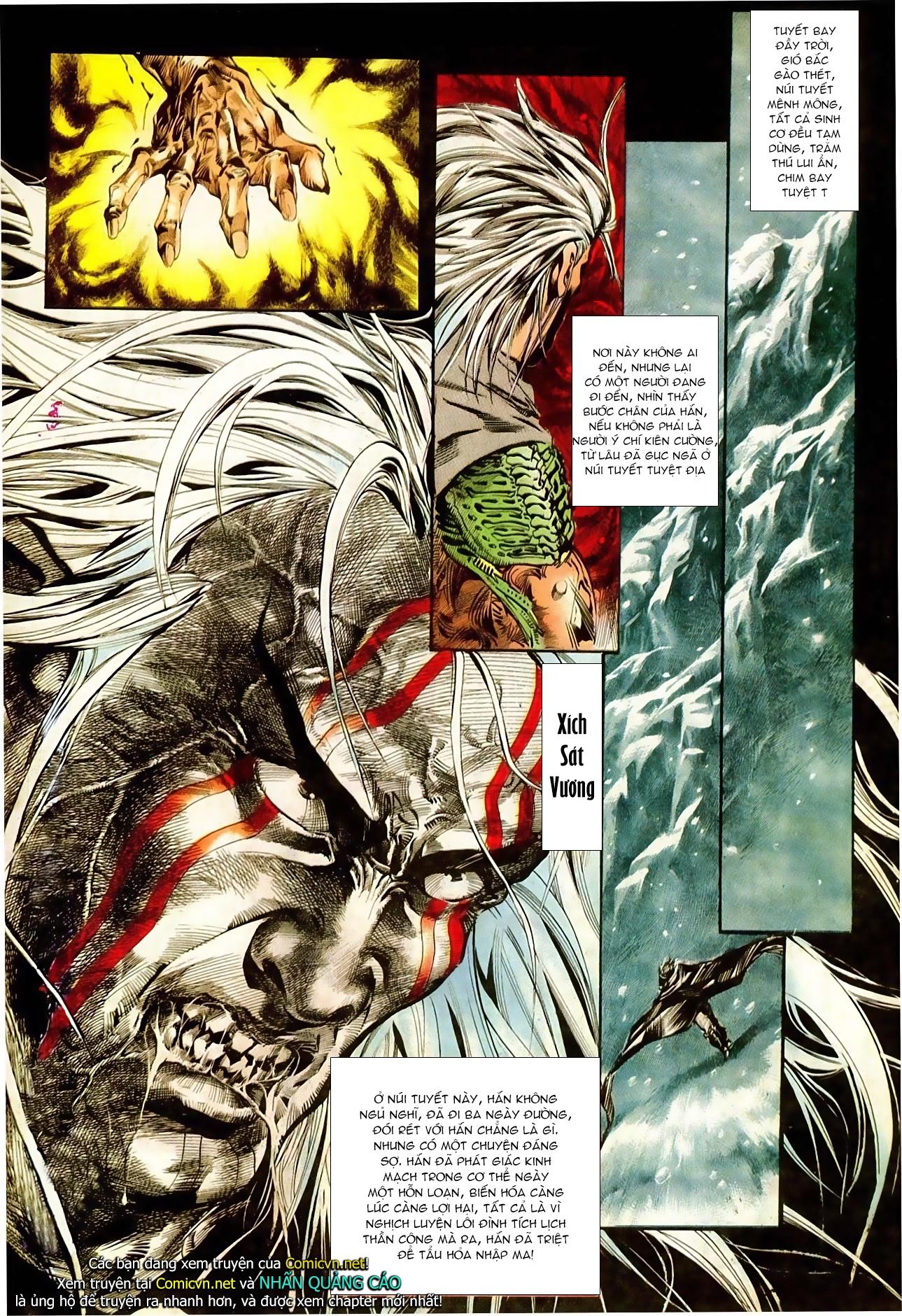 Thiết Tướng Tung Hoành Chap 272 - Trang 16
