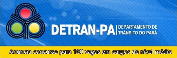 apostila Concurso Detran - PA 2018